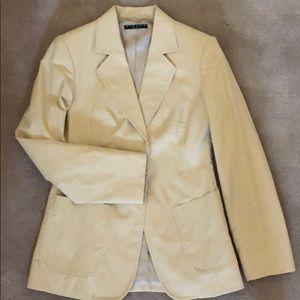 Sisley Italian skirt suit